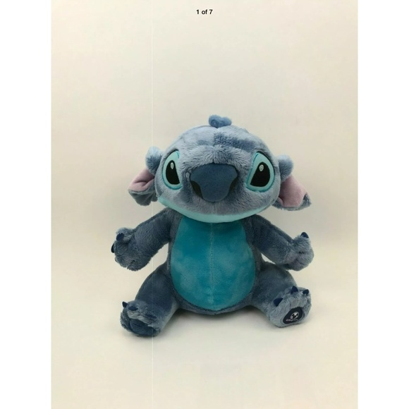 Disney Store Lilo and Stitch Plush Alien 14 in